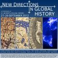 New directions in global history Sept 2012