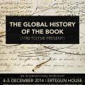 Global history of the book Dec 2014