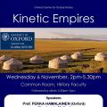 Kinetic empires Nov 2013