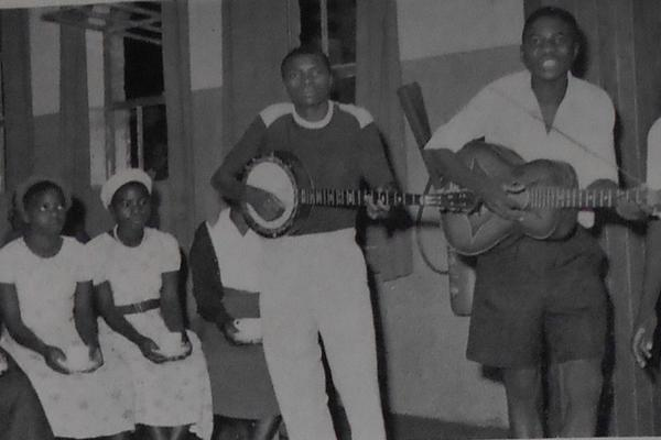 Image from Mufulira African Star (1957)